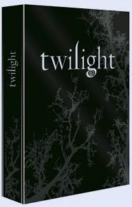Coffret collector de Twilight Fascination