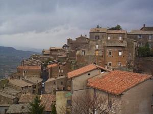 Tournage de Twilight Tentation à Montepulciano